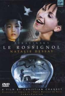 Igor Strawinsky (1882-1971): Le Rossignol, DVD