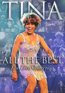 Tina Turner: All The Best - The Live Collection, DVD