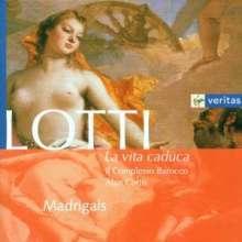 Antonio Lotti (1666-1740): Madrigale, CD
