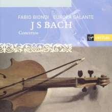Johann Sebastian Bach (1685-1750): Violinkonzerte BWV 1052 & 1056, CD