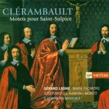 Louis-Nicolas Clerambault (1676-1749): Motets pour Saint-Sulpice, CD