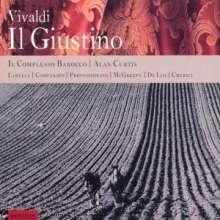 Antonio Vivaldi (1678-1741): Il Giustino, 2 CDs