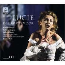 Gaetano Donizetti (1797-1848): Lucie de Lammermoor (in frz.Spr.), 2 CDs