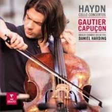 Joseph Haydn (1732-1809): Cellokonzerte Nr.1,2,4, CD
