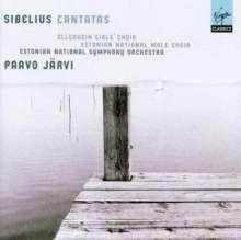 Jean Sibelius (1865-1957): Kantaten, CD