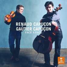 Renaud & Gautier Capucon - Face a Face, CD