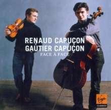 Renaud & Gautier Capucon - Face to Face, CD