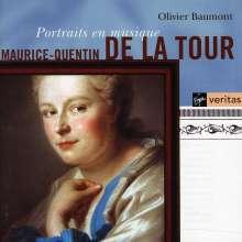Olivier Baumont - De La Tour, CD