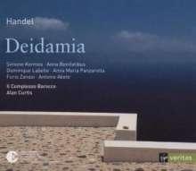 Georg Friedrich Händel (1685-1759): Deidamia, 3 CDs