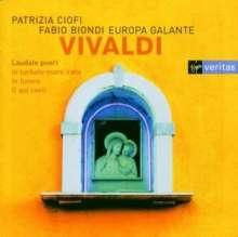 Antonio Vivaldi (1678-1741): Laudate Pueri RV 600, CD