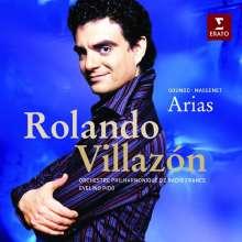 Rolando Villazon - French Arias, CD