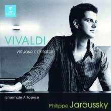 Philippe Jaroussky - Vivaldi-Kantaten, CD
