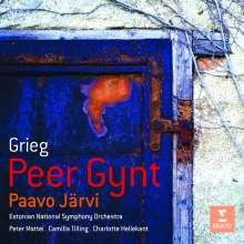 Edvard Grieg (1843-1907): Peer Gynt op.23, CD
