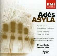 Thomas Ades (geb. 1971): Kammersymphonie op.2, CD