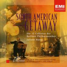 Die 12 Cellisten der Berliner Philharmoniker - South American Getaway, CD
