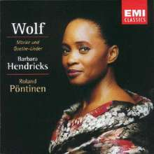 Hugo Wolf (1860-1903): 14 Mörike-Lieder, CD
