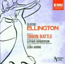 Simon Rattle - Classic Ellington, CD