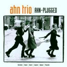 Ahn Trio - Ahn-Plugged, CD