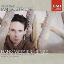 Hans Werner Henze (1926-2012): 6 Gesänge aus dem Arabischen, CD