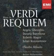Giuseppe Verdi (1813-1901): Requiem, 2 CDs
