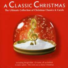 A Classic Christmas, CD