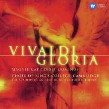 Antonio Vivaldi (1678-1741): Magnificat RV 610, CD