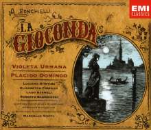 Amilcare Ponchielli (1834-1886): La Gioconda, 3 CDs