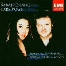 Sarah Chang - Französische Violinsonaten, CD