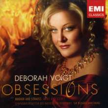 Deborah Voigt - Obsessions, CD