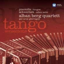 Alban Berg Quartett - Tango Sensations, CD