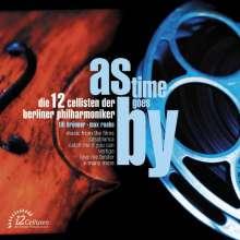 Die 12 Cellisten der Berliner Philharmoniker - As Time goes by (Film-Klassiker), CD