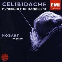 Wolfgang Amadeus Mozart (1756-1791): Requiem KV 626, CD
