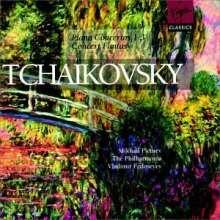 Peter Iljitsch Tschaikowsky (1840-1893): Klavierkonzerte Nr.1-3, 2 CDs