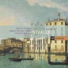 """Antonio Vivaldi (1678-1741): Concerti op.9 Nr.1-12 """"La Cetra"""", 2 CDs"""