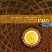 Thomas Tallis (1505-1585): Lateinische Kirchenmusik, 2 CDs