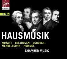 Ensemble Hausmusik - Chamber Music, 5 CDs
