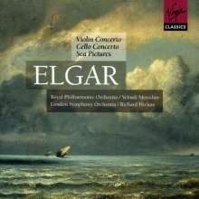Edward Elgar (1857-1934): Violinkonzert op.61, 2 CDs