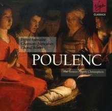 Francis Poulenc (1899-1963): Figure humaine - Kantate für Doppelchor, 2 CDs