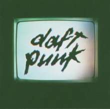 Daft Punk: Human After All, CD