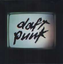 Daft Punk: Human After All, 2 LPs