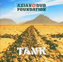 Asian Dub Foundation: Tank, CD