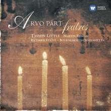 Arvo Pärt (geb. 1935): Cantus in Memory of Benjamin Britten, CD