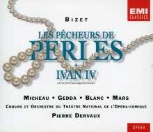 Georges Bizet (1838-1875): Ivan IV (Ausz.), 2 CDs