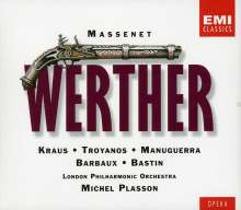 Jules Massenet (1842-1912): Werther, 2 CDs