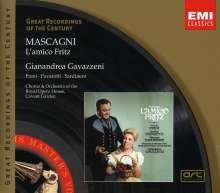 Pietro Mascagni (1863-1945): L'Amico Fritz, 2 CDs