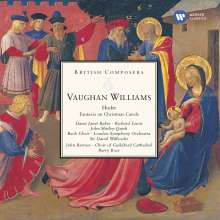 Ralph Vaughan Williams (1872-1958): Hodie - A Christmas Cantata, CD