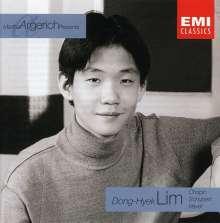 Dong-Hyek Lim,Klavier, CD