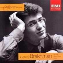 Evgheny Brakhman,Klavier, CD