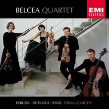 Belcea Quartet, CD