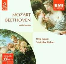 Oleg Kagan spielt Violinsonaten, 2 CDs